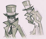 Villainous Sketch #3