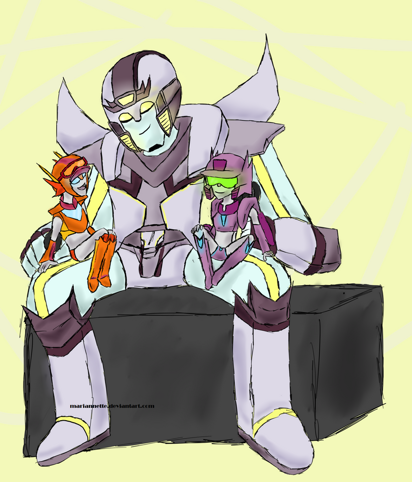 Best (Step) Dad? by Mariannette