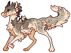 Wolfsbane Pixel by OnionGrump