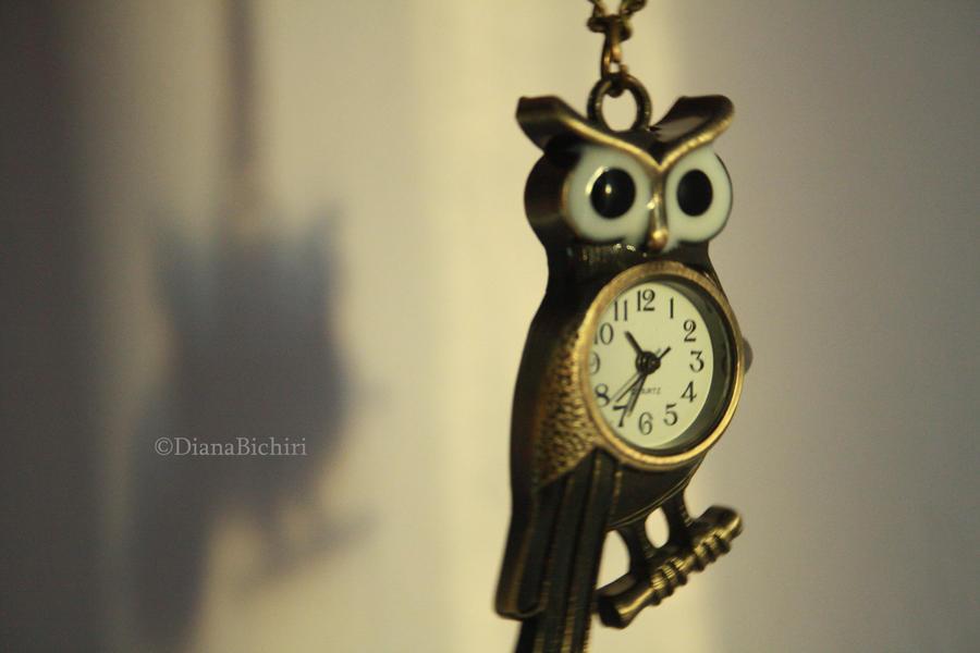 Owls time by DeannaAsDiana