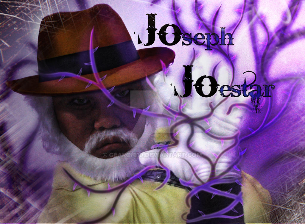 Joseph joestar cosplay by gearchi10 on deviantart - Joseph joestar wallpaper ...