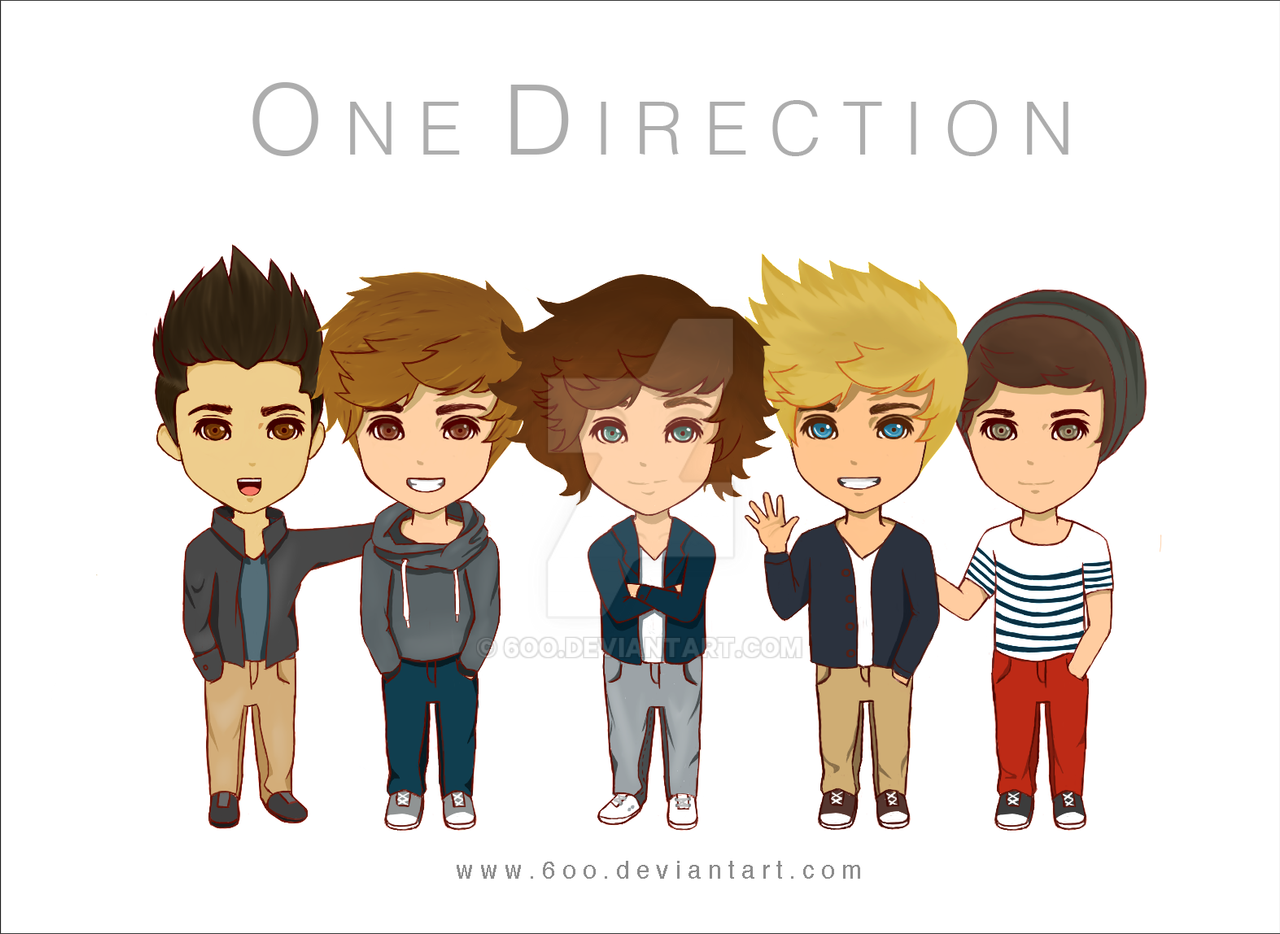 One Direction by 6oo