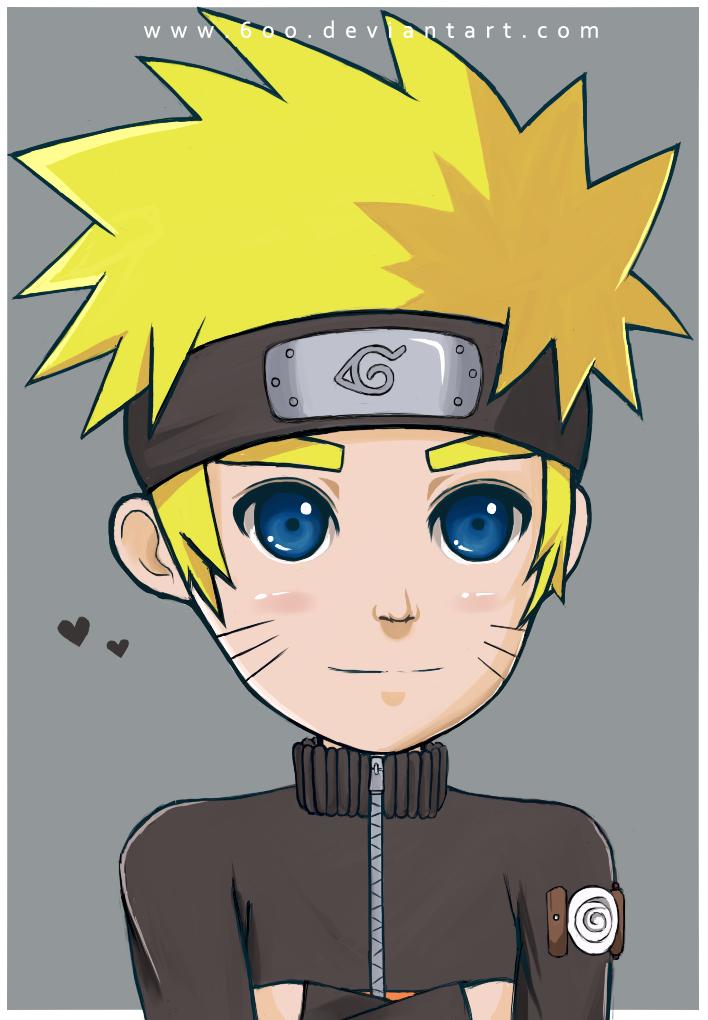 Naruto Uzumaki by 6oo