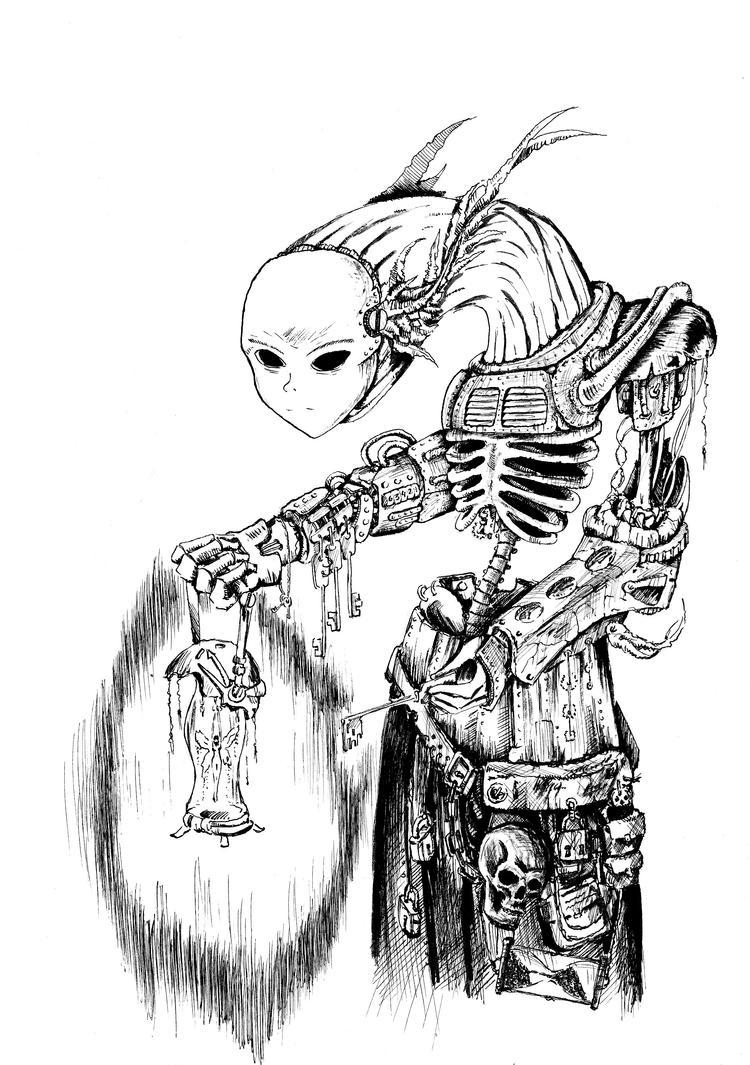 Keymaster by AlchemistKZ