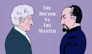 The Doctor Vs. The Master