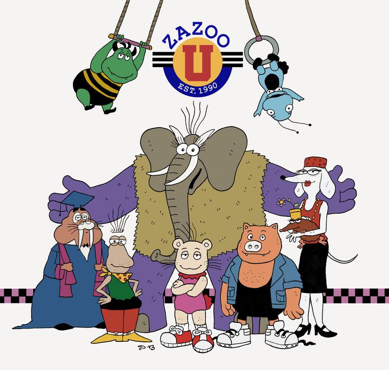 Zazoo U by rocketdave