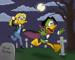 Buffy Vs. Duckula