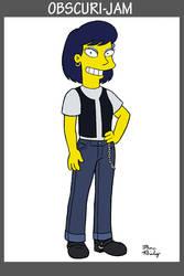 Obsciurijam: Lisa's Girlfriend by rocketdave
