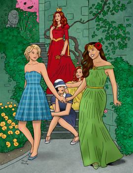 Oz Ladies