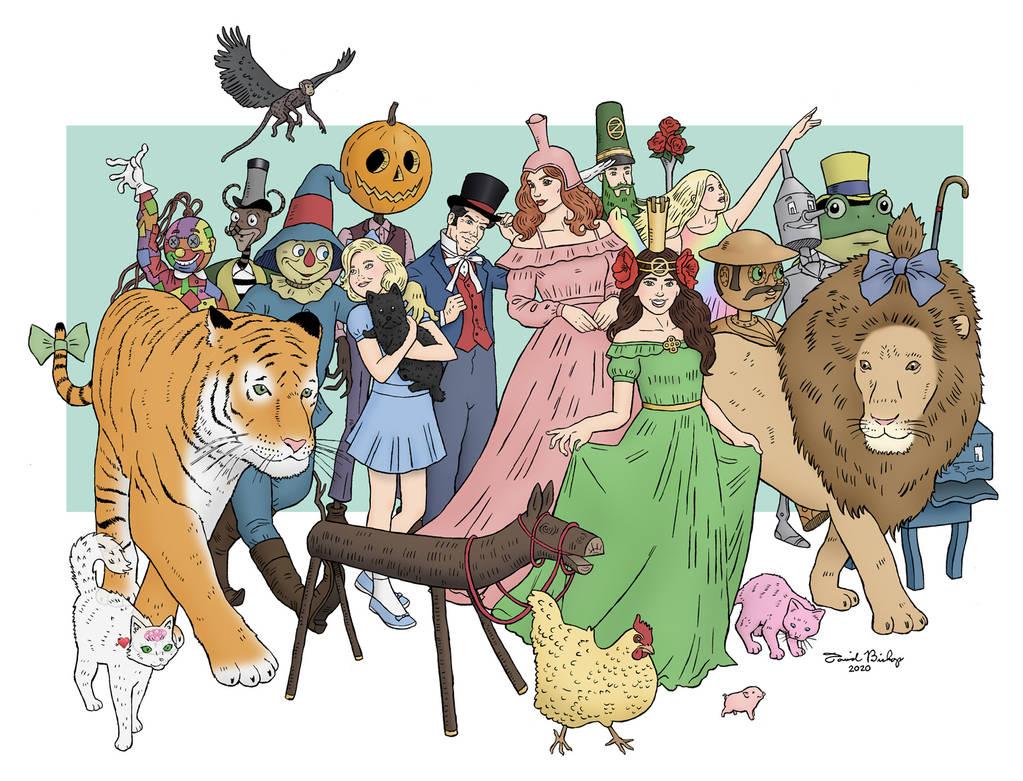 Oz on Parade