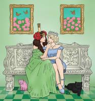 The Fairy Princess and the Farm Girl