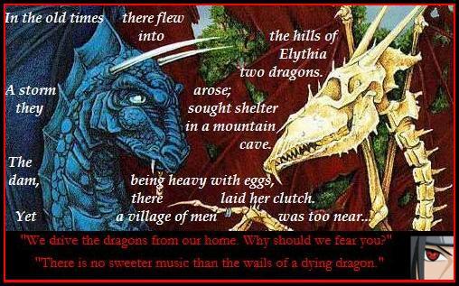 Dragons by VGJekyll