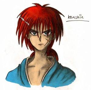Kenshin Himura by kenshin-fc