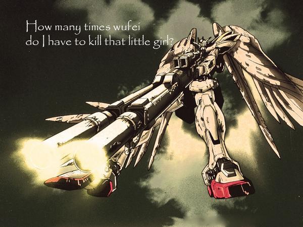 Gundam Wing Endless Waltz by elementalfury89