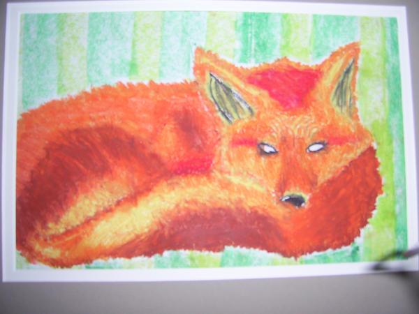 Red Fox By Chiyo X
