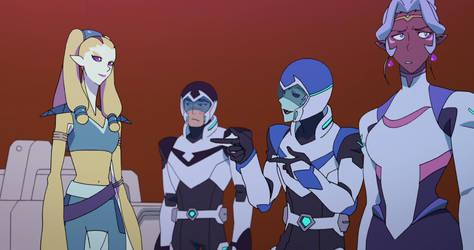 Alienverse: Flirt