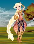Dragon Games Holly O'Hair