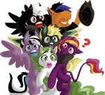 Anyone else super stoked for the MLP movie? (2017) by songbirdDEIGE
