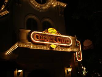 Corner Cafe by ERNESTQ