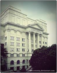 De La Salle University Manila by ERNESTQ