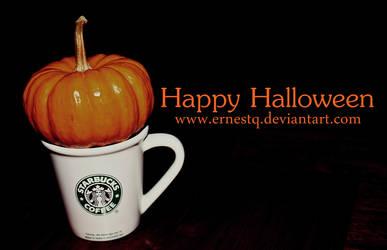 Happy Halloween by ERNESTQ