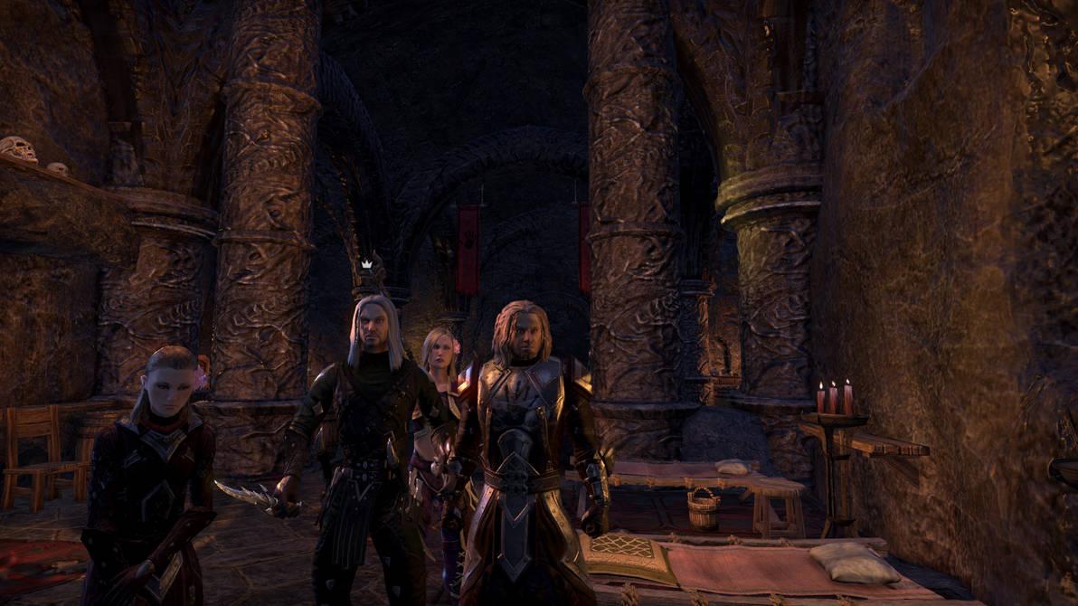 Elder Scrolls Online/Elsweyr by RivenaRivenka on DeviantArt