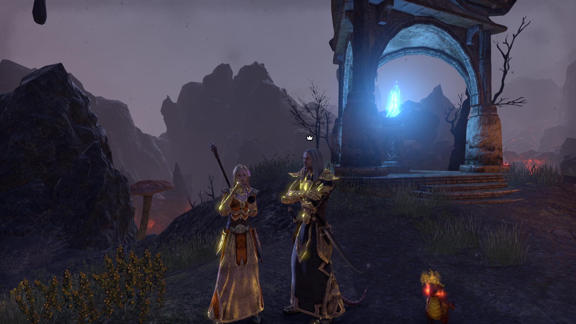 Elder Scrolls Online Morrowind By Rivenarivenka On Deviantart