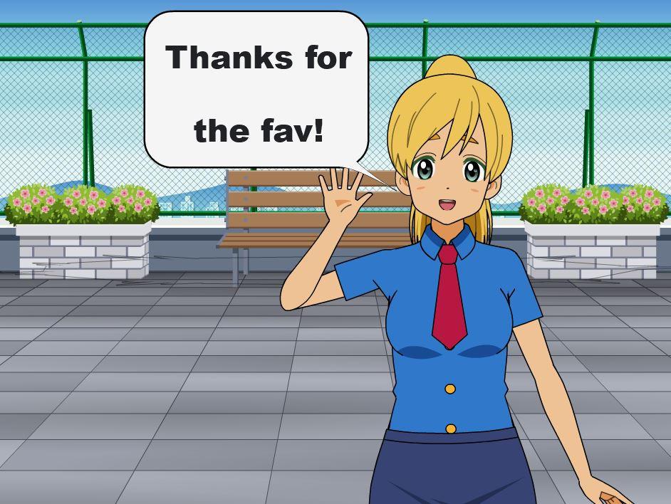 Thanks For The Fav!