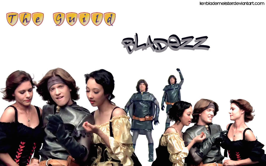 The Guild WP - Bladezz by KeybladeMeister