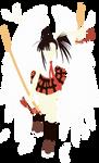 Setsuna Sakurazaki (Negima! Magister Negi Magi) by chachaXevaXjeffrey
