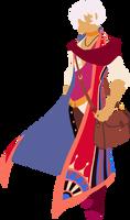 Asra Alnazar (The Arcana)