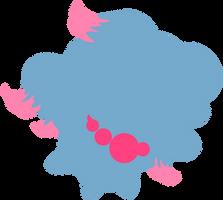 200 Misdreavus (Pokemon) by chachaXevaXjeffrey