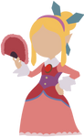 Mila (Legend of Zelda Wind Waker) by chachaXevaXjeffrey