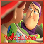 Just GO with it, Buzz by JC-Shadow