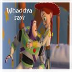 Whaddya Say? by JC-Shadow