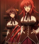 Rias and Akeno (3)