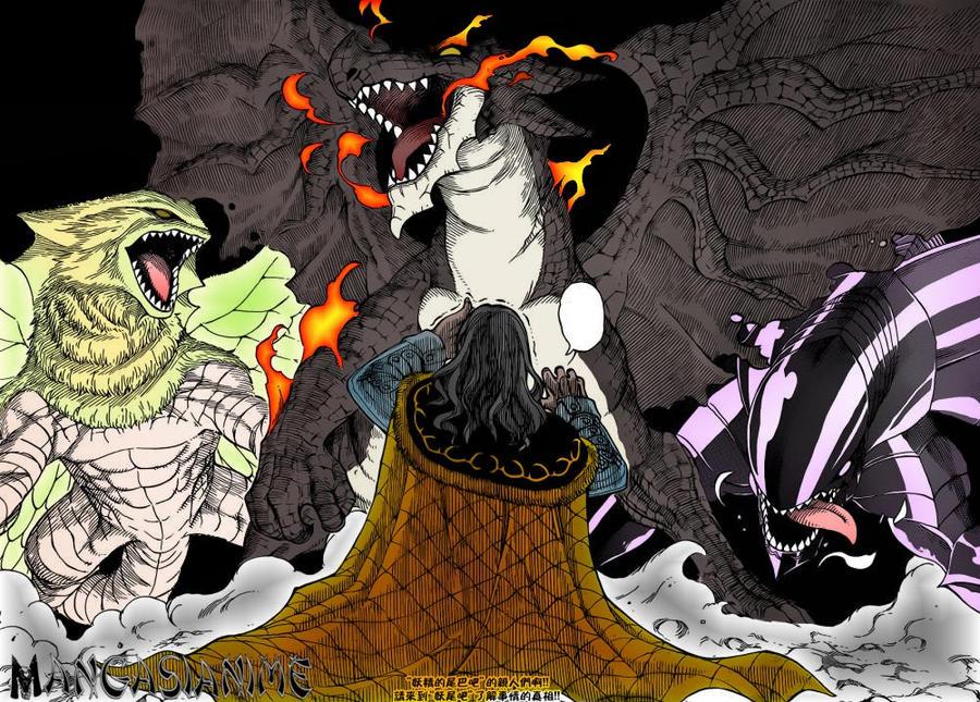 Dragon slayer Fairy Tail