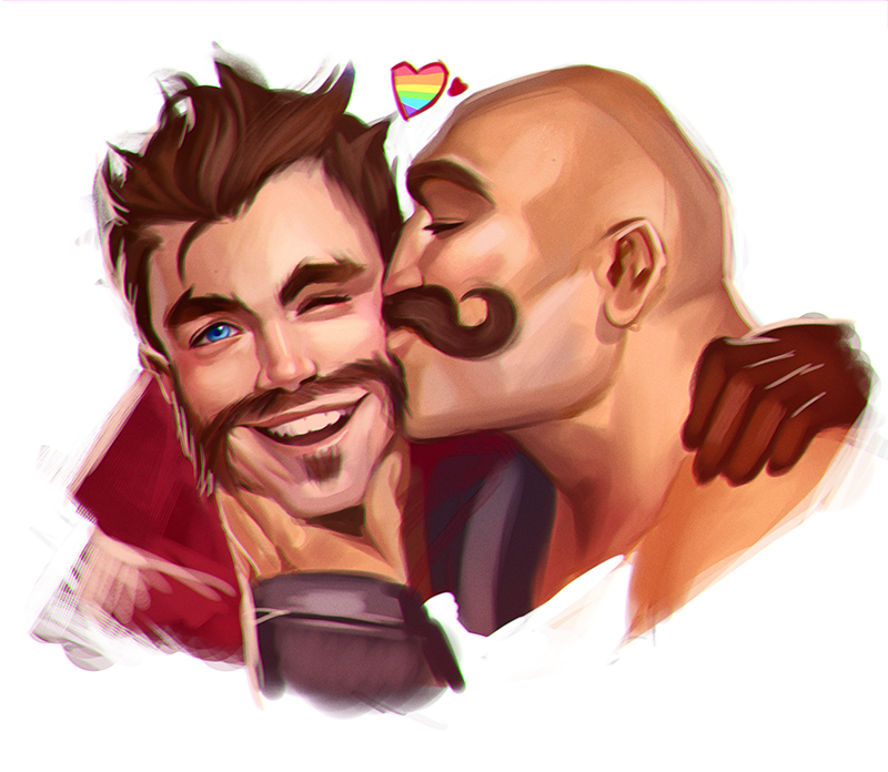 So Braum X Graves Is A Thing Now