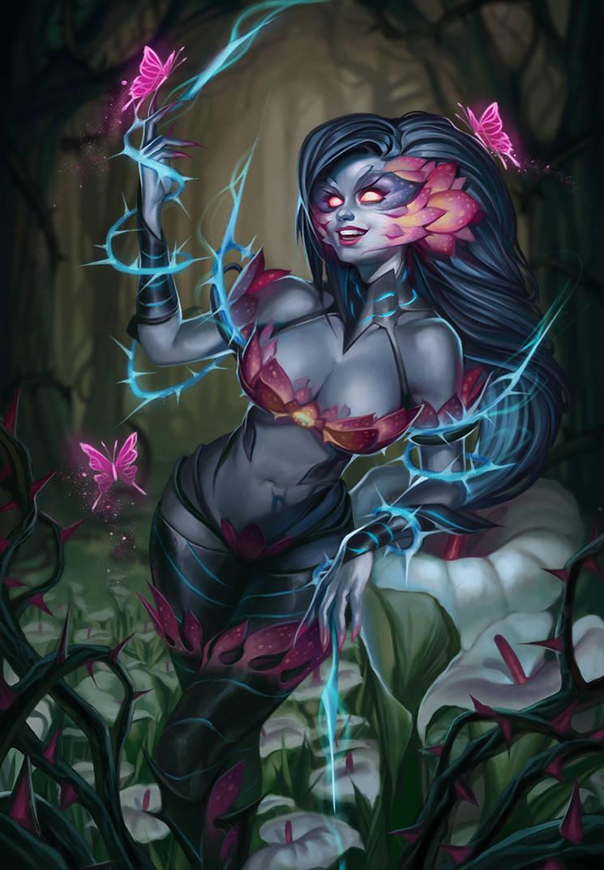 Death Blossom Zyra