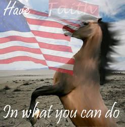 Faith by Horses-Make-My-Heart