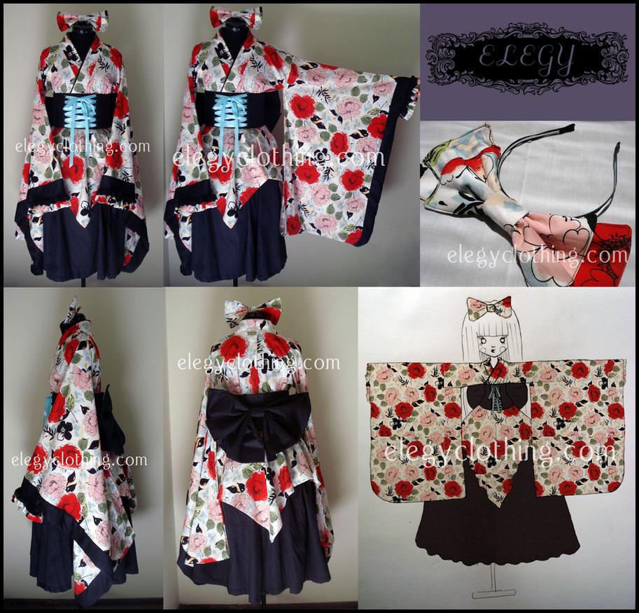 Wa Lolita Outfit by MissChubi
