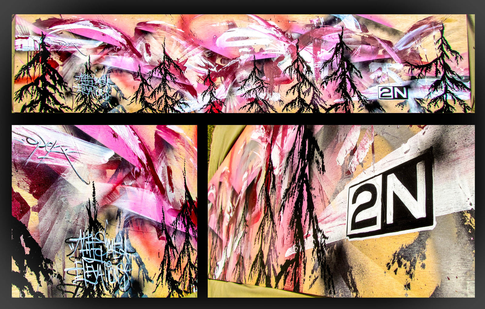 Awesome Elevations by opek-one