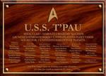 T'Pau Dedication Plaque by XFozzboute