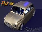 Fiat 500 part 30 by XFozzboute