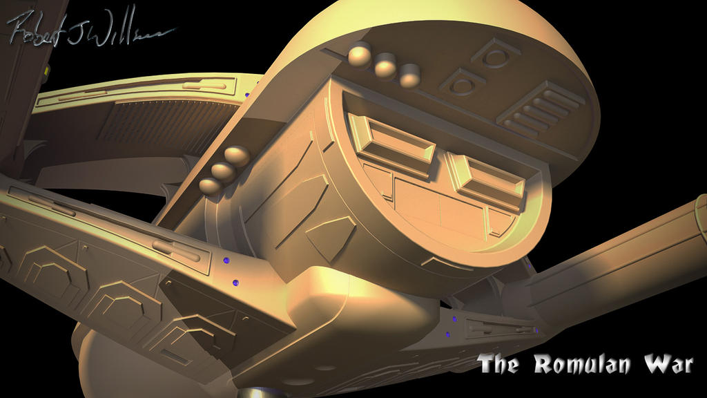 THE ROMULAN WARS part 27 by XFozzboute