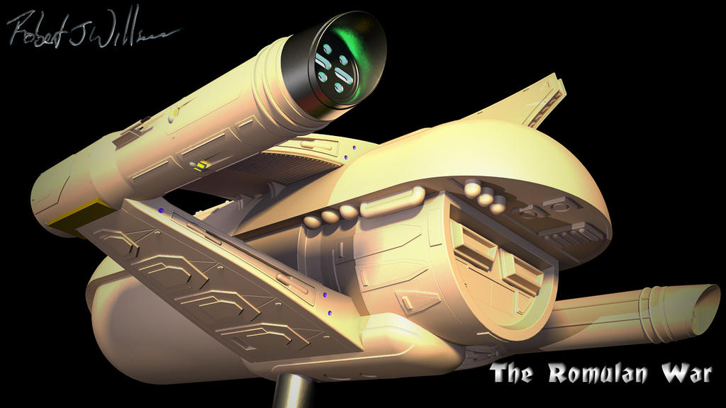 THE ROMULAN WARS part 29 by XFozzboute