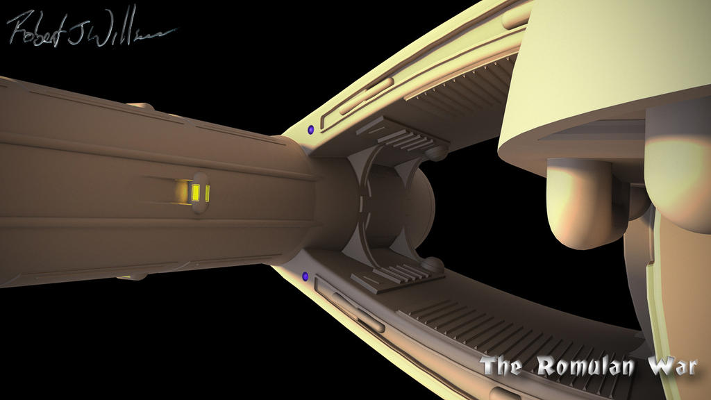 THE ROMULAN WARS part 30 by XFozzboute