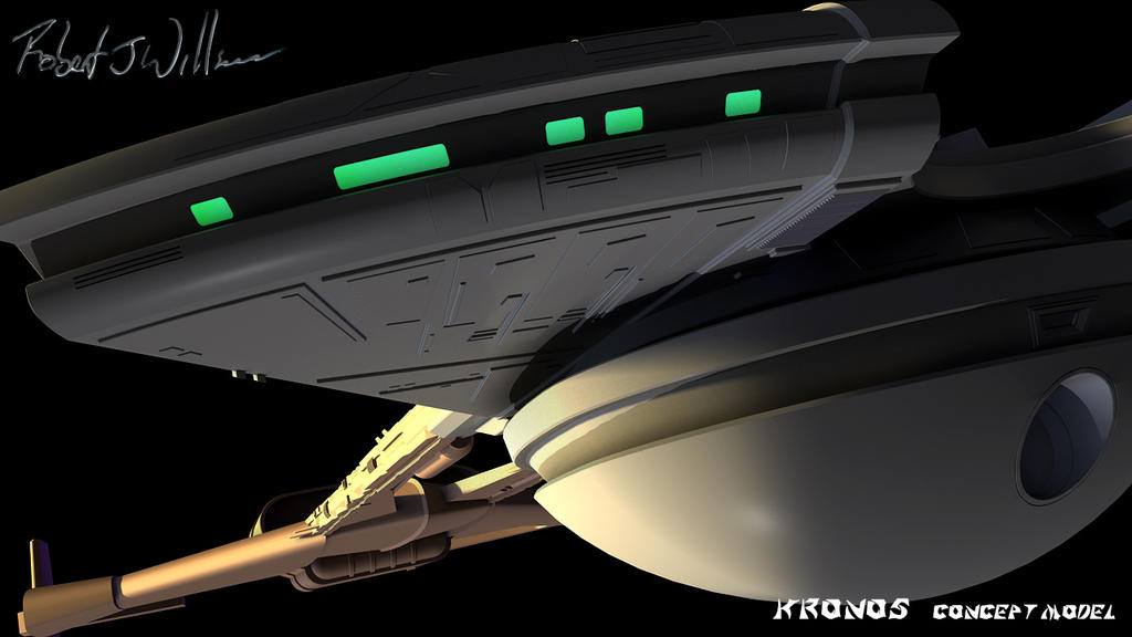 My Version Of Kronos 1 Study Model part 29 by XFozzboute