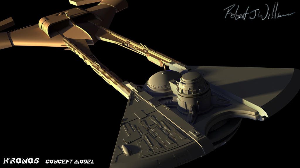 My Version Of Kronos 1 Study Model part 30 by XFozzboute