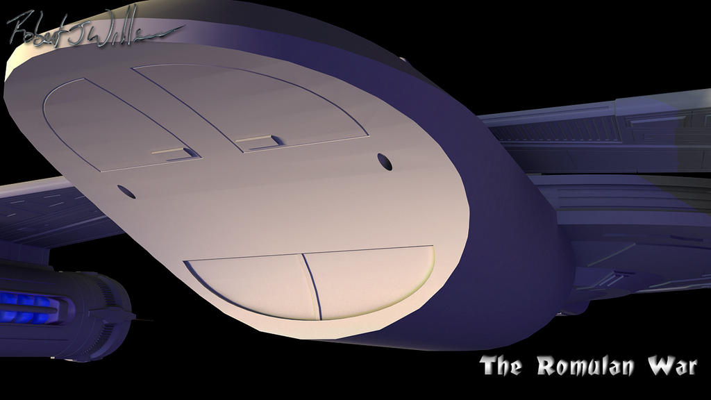 THE ROMULAN WARS part 44 by XFozzboute